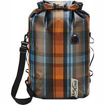 Draagtas Sealline Discovery Deck Bag 50L Olive Plaid